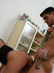 mature dick licker